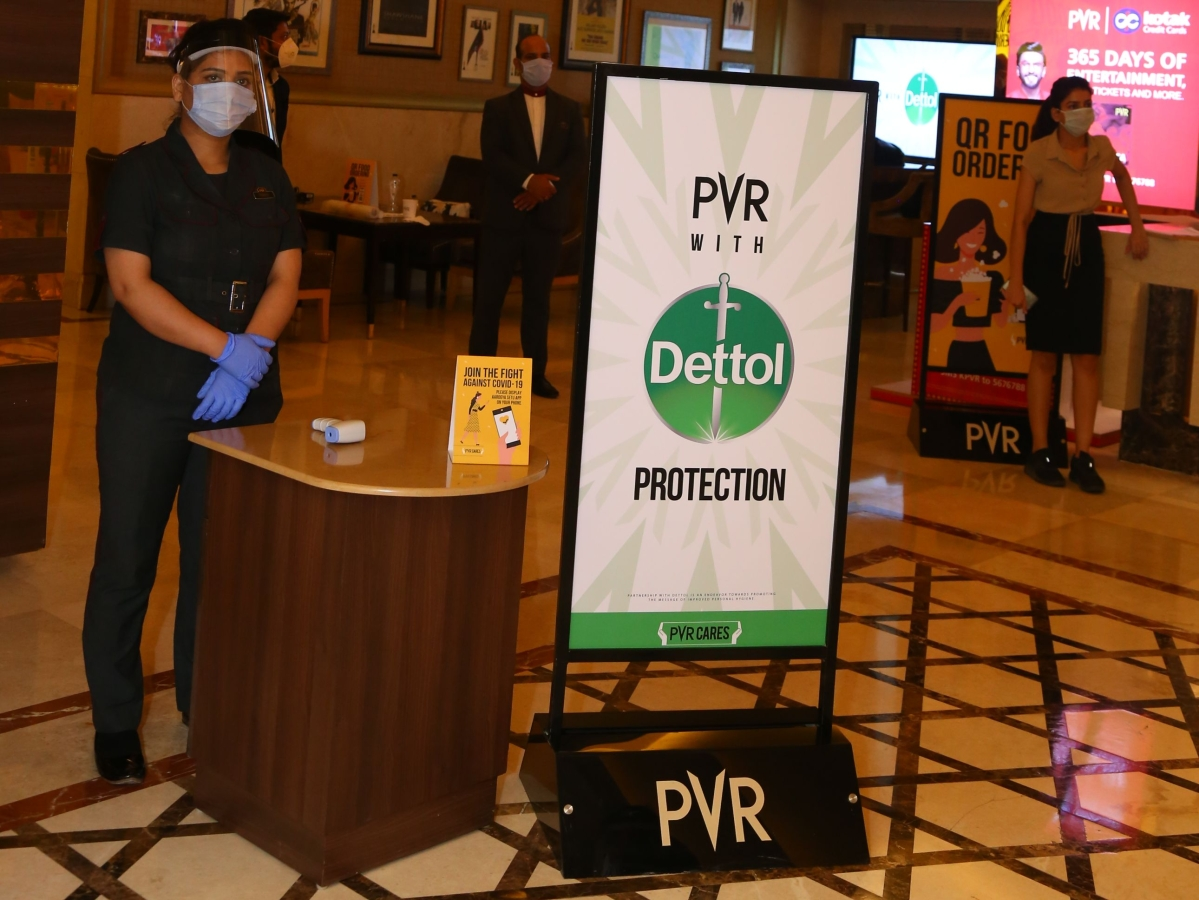 Dettol - PVR partnership: What does it mean for both the brands?