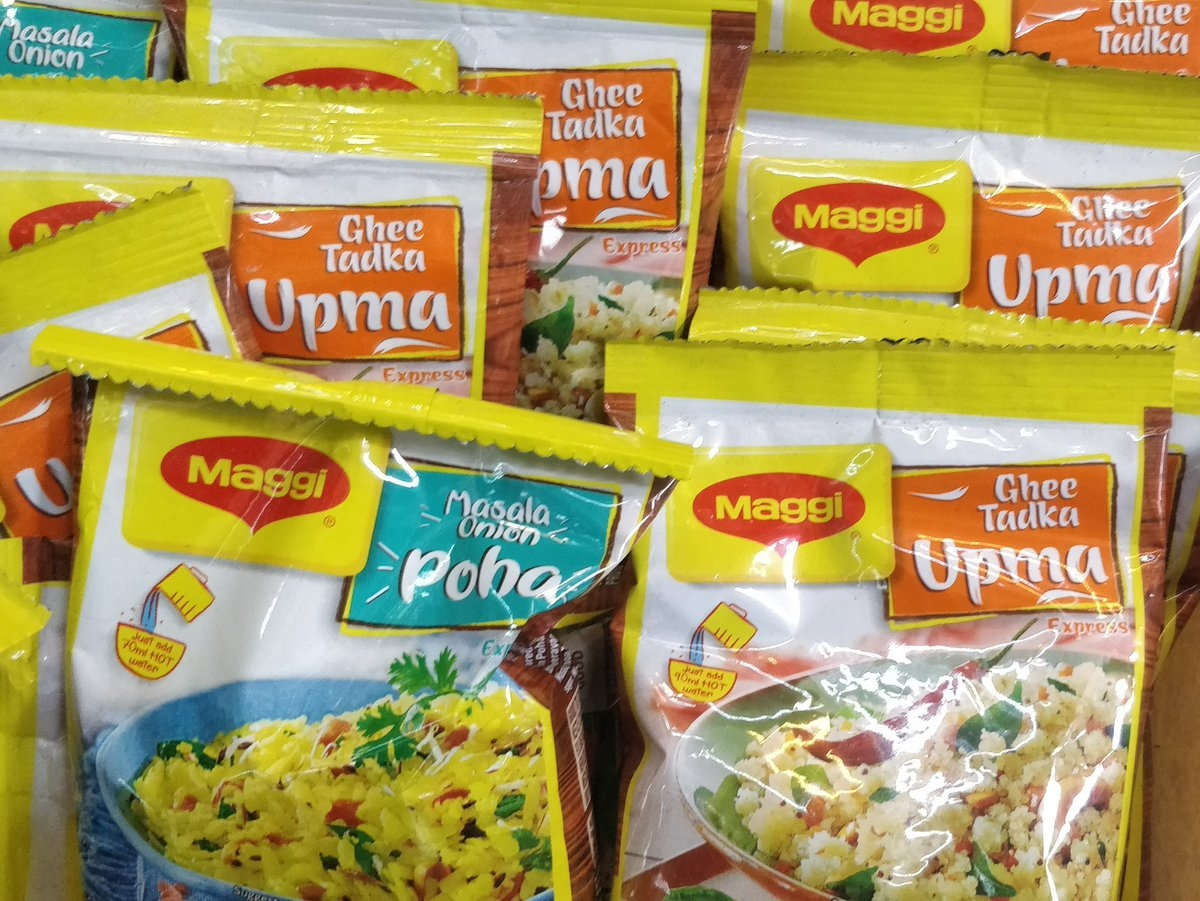 Can '2 minutes' Maggi crack ready-to-eat food category with its '4-minute' poha and upma?