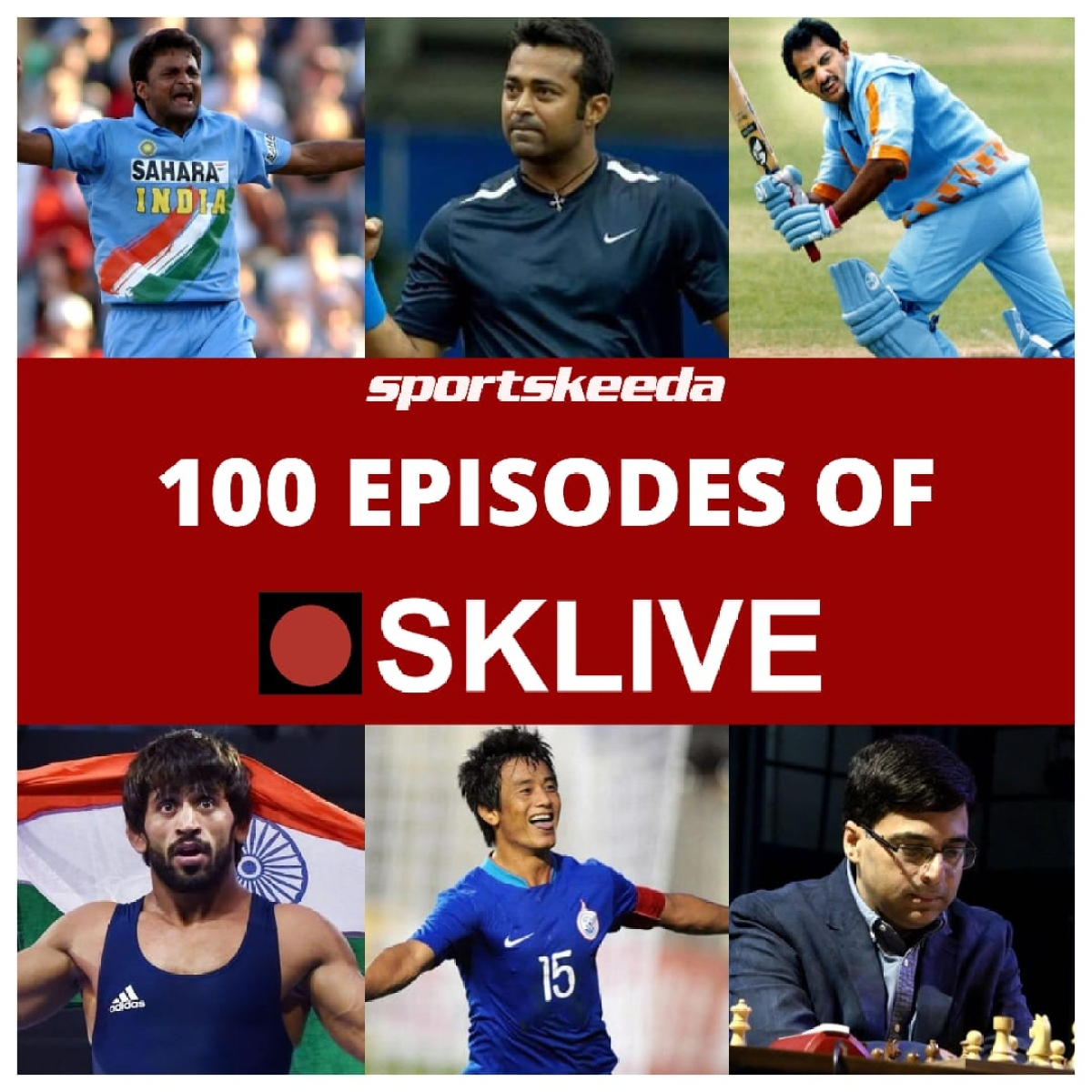 Sportskeeda's SKLive hits 100th episode