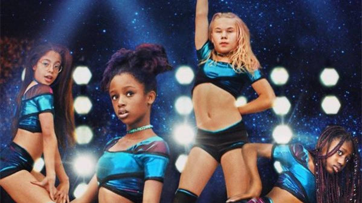 Netflix Issues Apology After Cuties Poster And Description Draw Flak