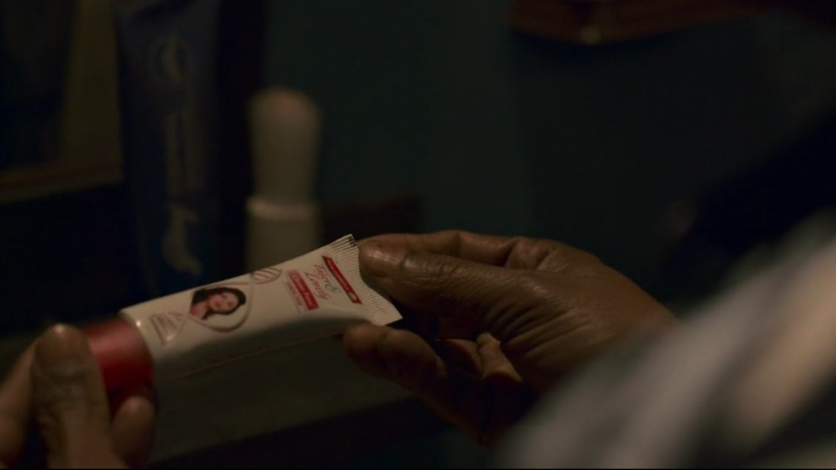 Fair&Lovely's cameo appearance in a Netflix movie