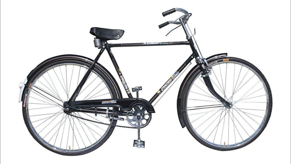 A regular 'black cycle' for adults