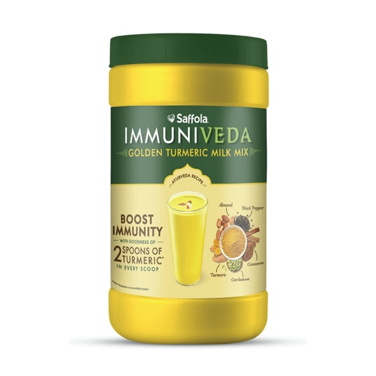 Marico enters the hot 'immunity-boosting' space, launches Saffola kadha and golden turmeric milk mix