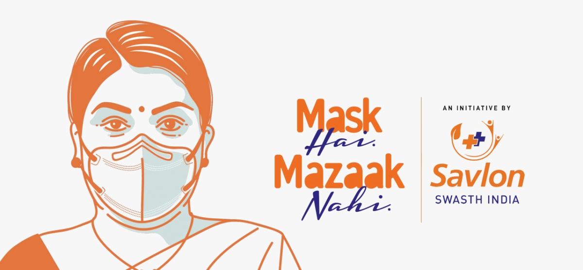 ITC Savlon takes on mask offenders in a new campaign