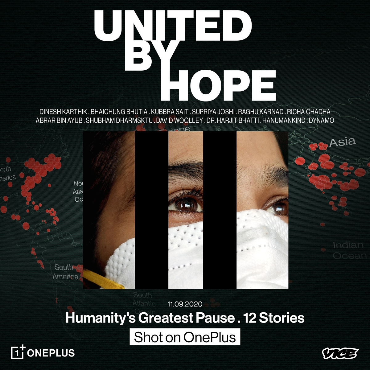 United By Hope poster