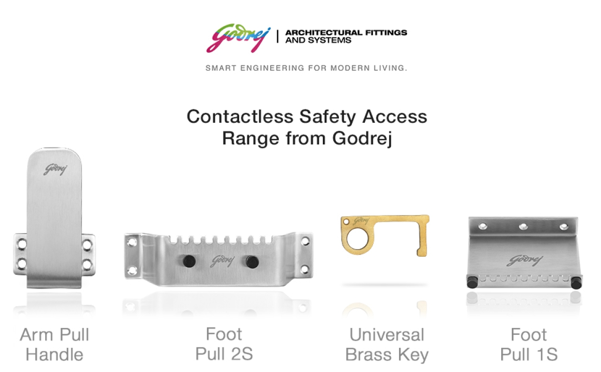 Godrej Contactless Safety Access Range