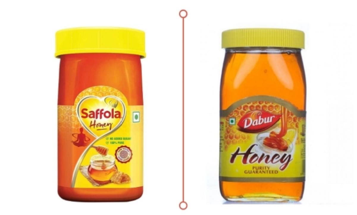 Saffola Honey vs Dabur Honey