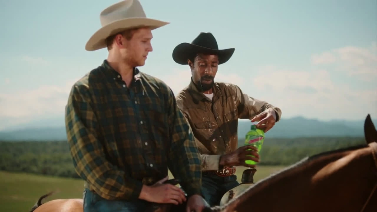 Mobility, masculine anxiety and modern-day cowboys