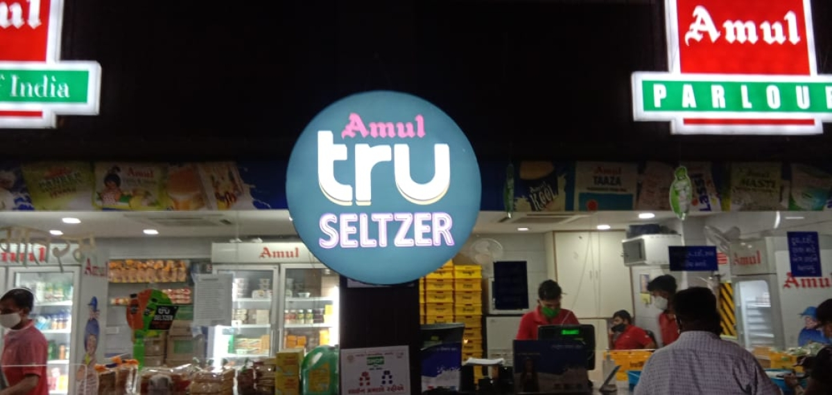 Amul blends dairy, fruits and fizz; is India ready for 'Tru Seltzer'?
