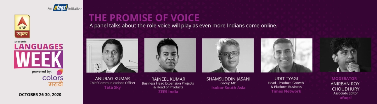 The promise of voice tech in the world of local language content