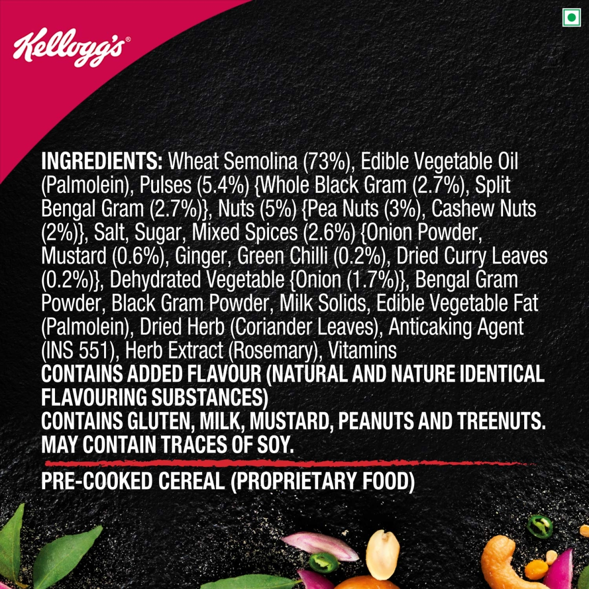 After corn flakes, chocos, oats and muesli, Kellogg's goes the upma way…