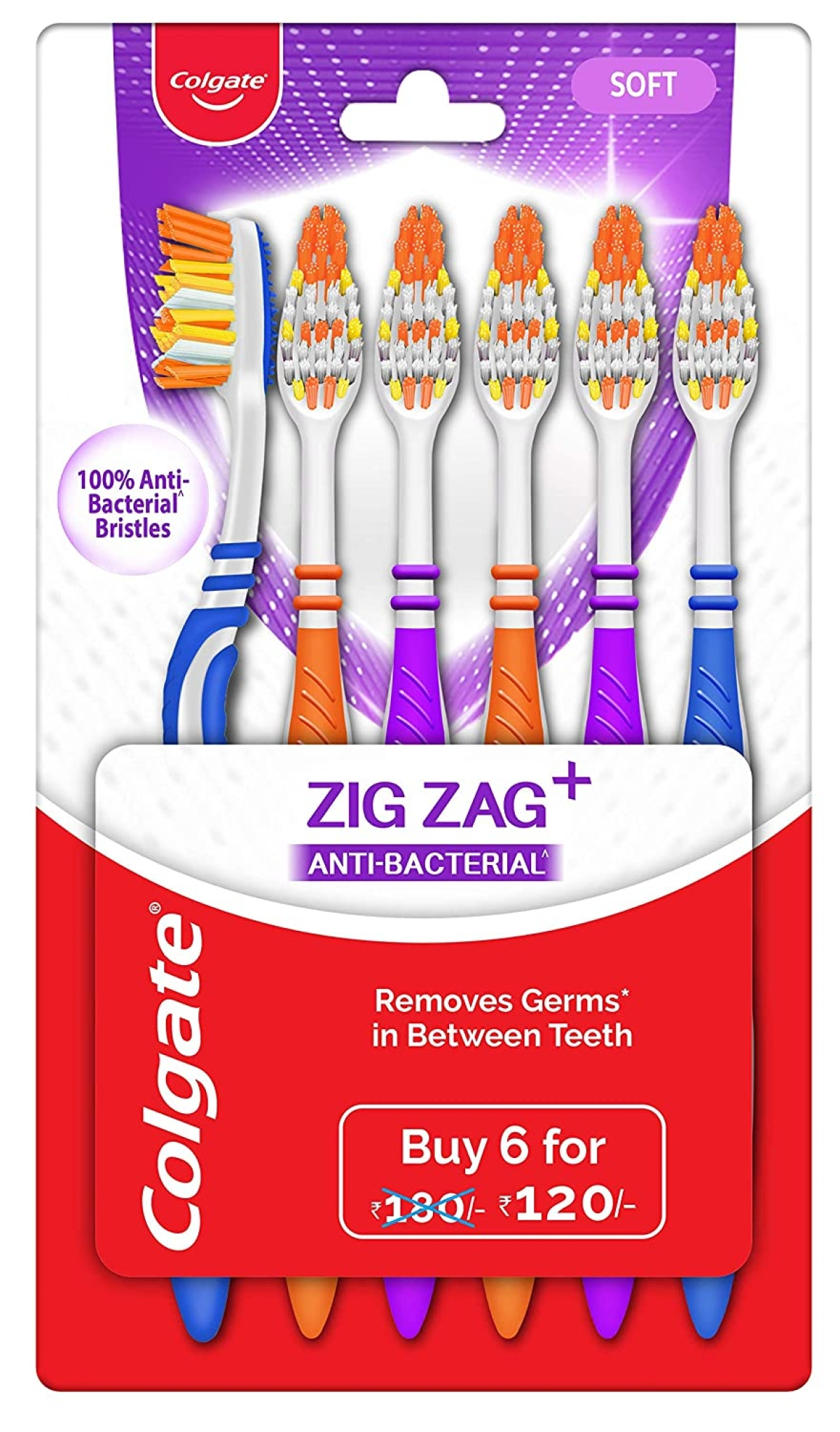 Toothbrush protection moves on from plastic head caps, UV sanitisation, sprays, to anti-bacterial bristles…