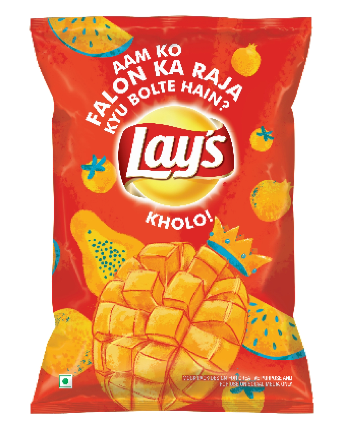 PepsiCo tweaks Lay's pack again; puts quirky question-answer on limited edition packs