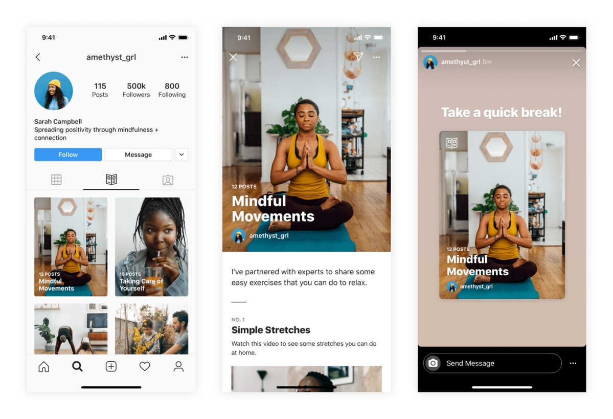 Instagram introduces 'Guides' in India - a format of curated, scrollable content