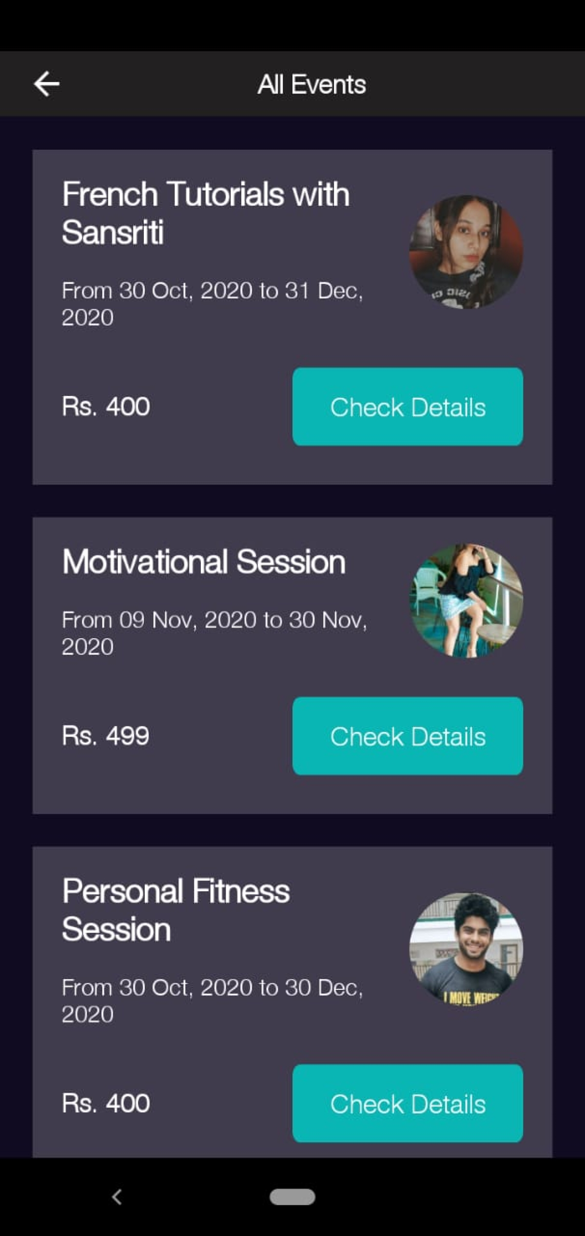 Bolo Indya now lets creators charge users for attending their specialised sessions…