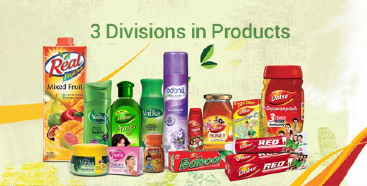 Dabur brands