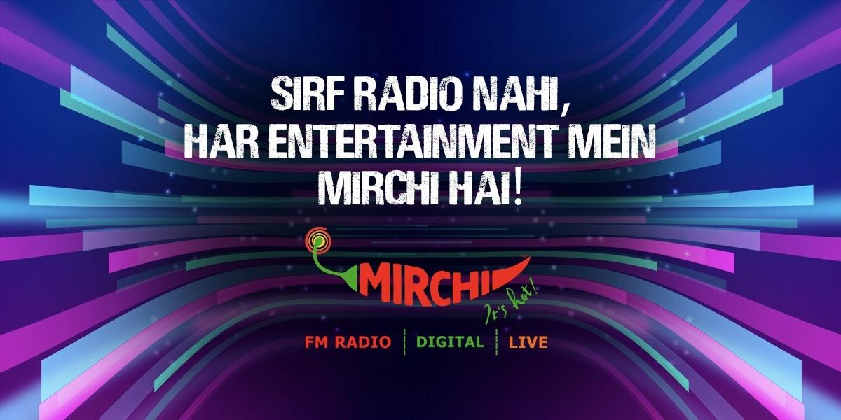 Mirchi unveils its new brand identity