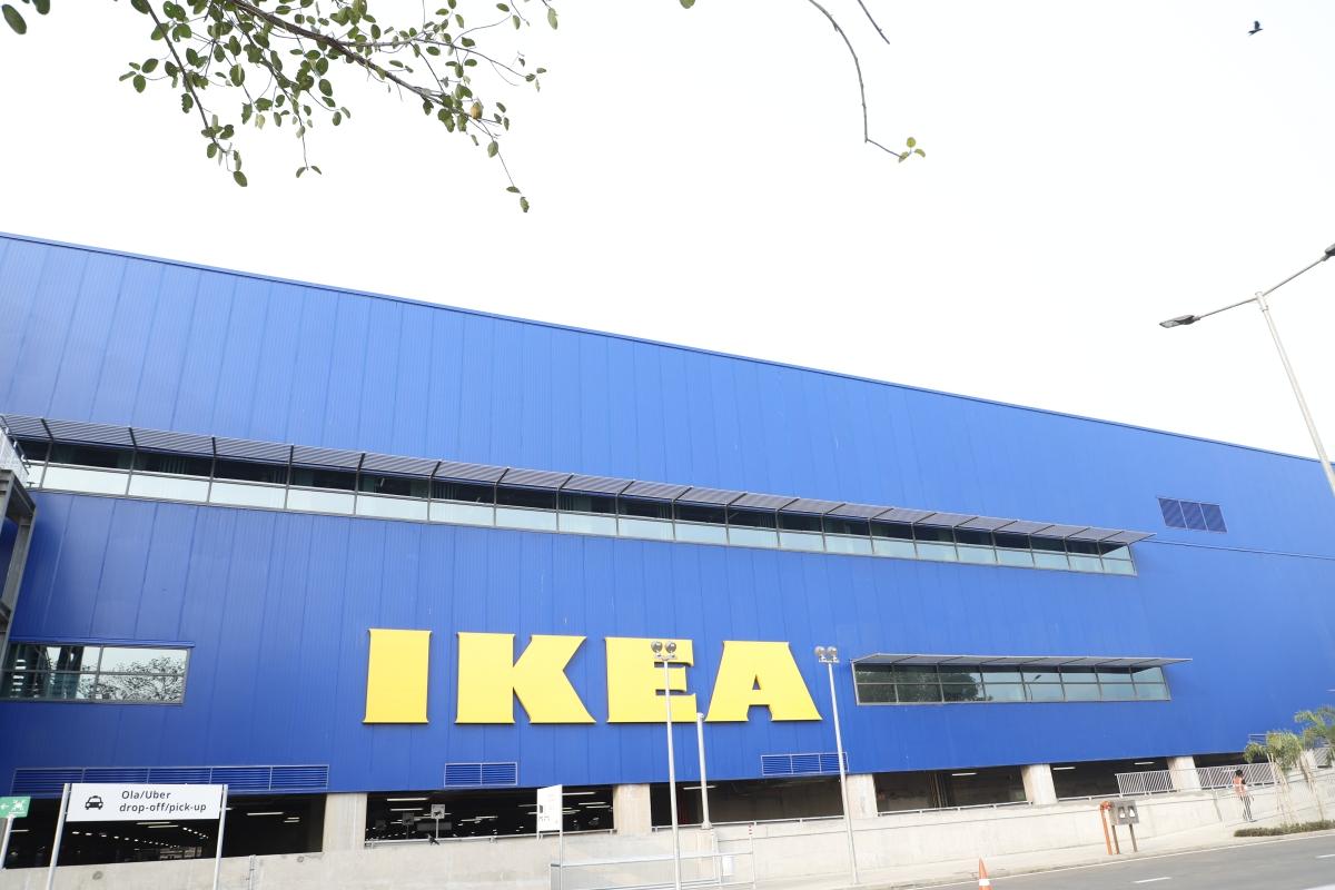 IKEA's store