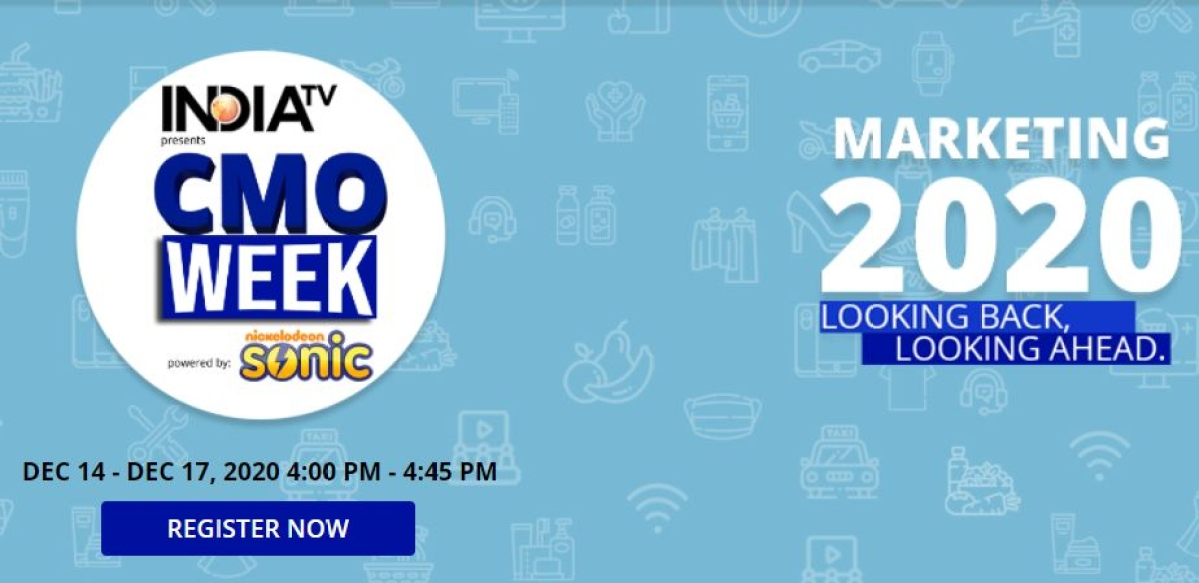 Get ready for 'CMO Week': marketing lessons from 2020