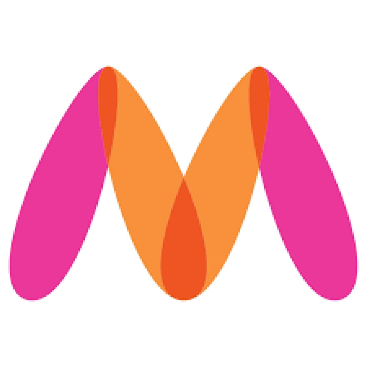 Myntra's old logo
