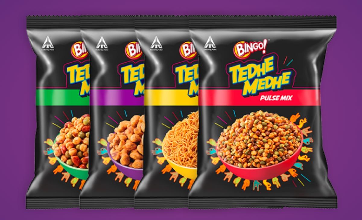 ITC Bingo takes on namkeen brands and Kurkure…