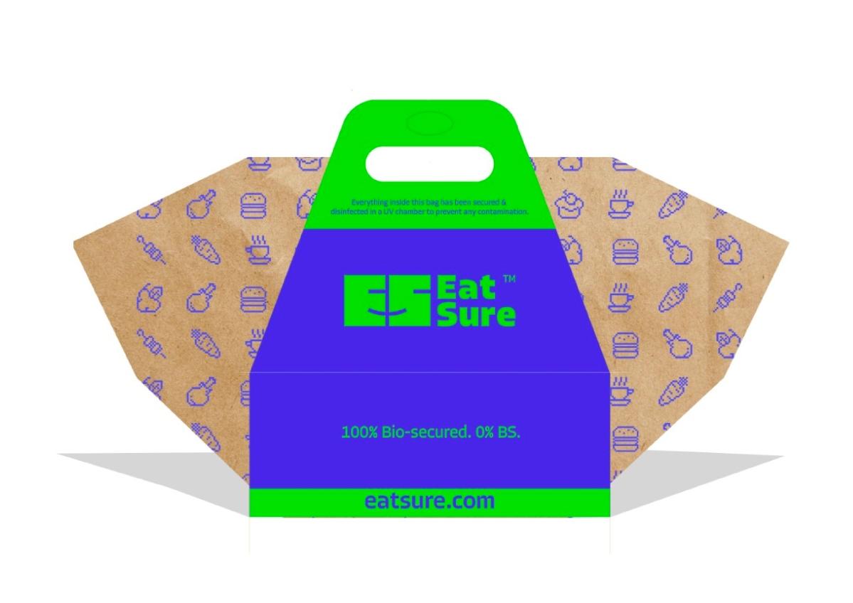 UV sure bag