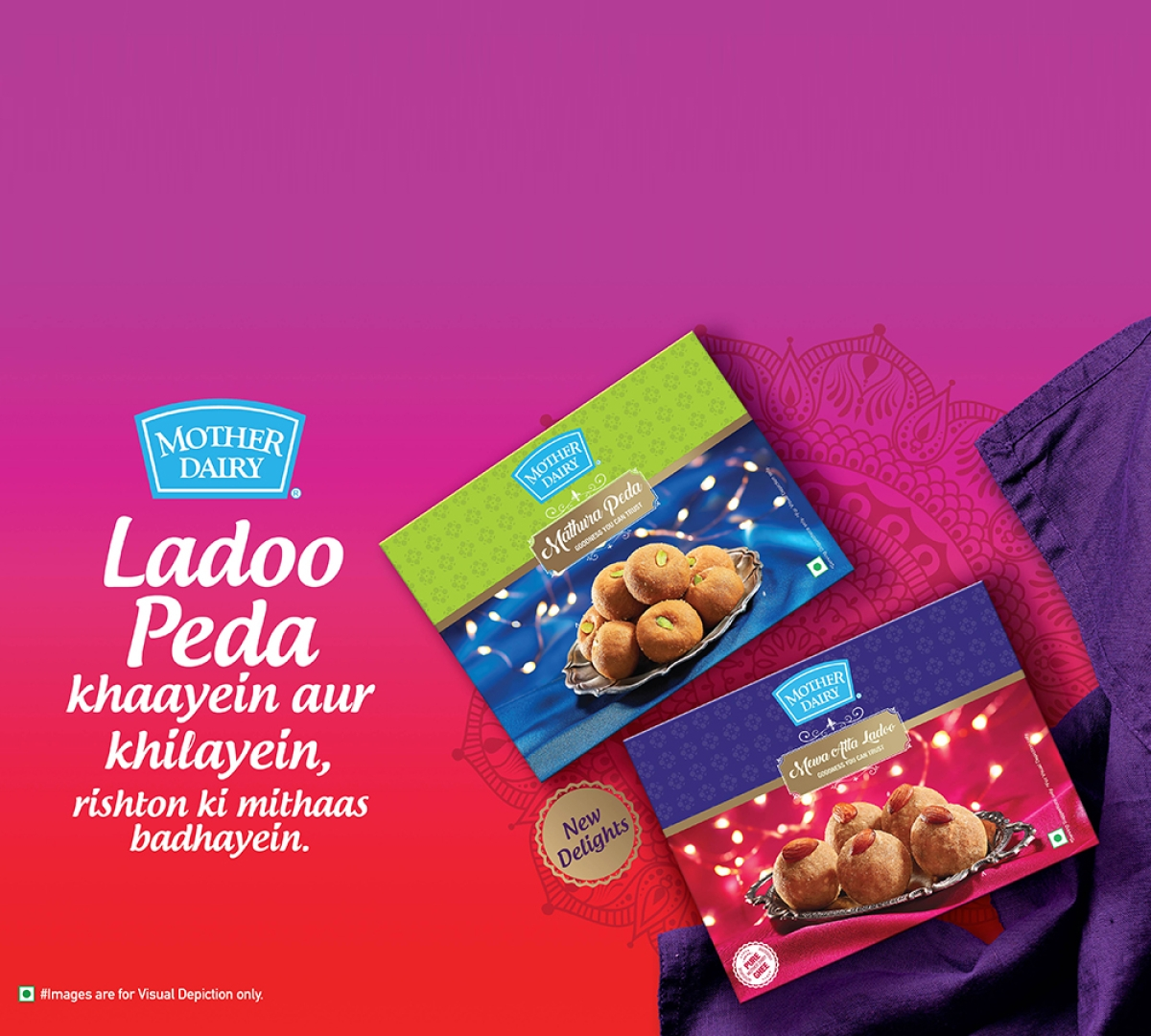 Packaged, cut, ready-to-cook bhindi, drumsticks, haldi paste? Mother Dairy wants to rescue lazy chefs...