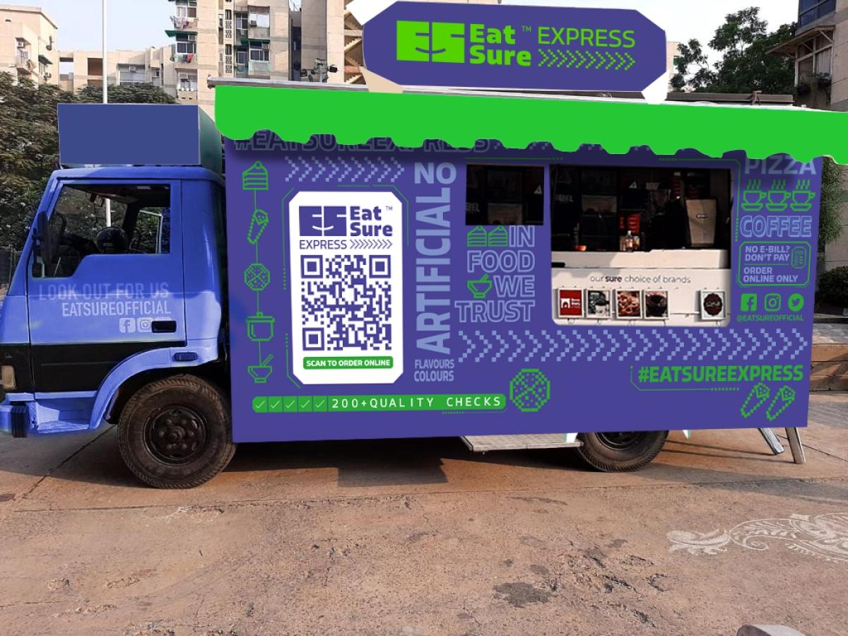 EatSure food truck