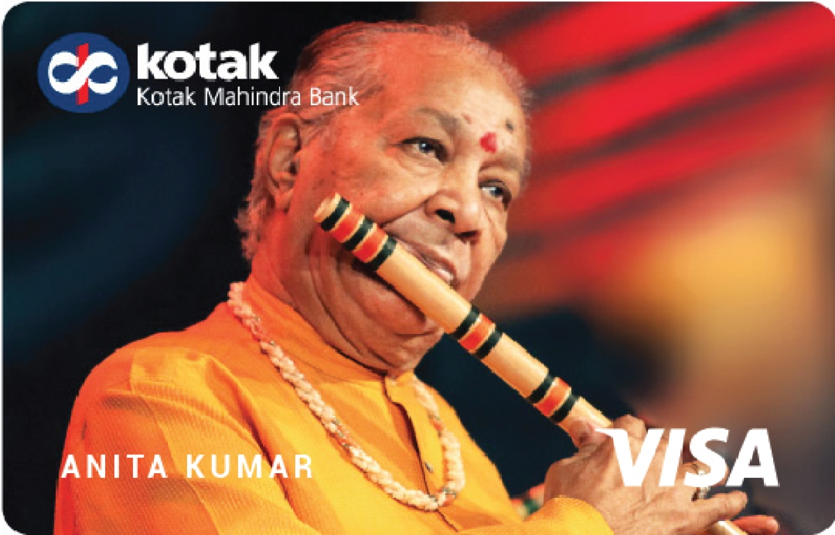 Kotak Mahindra Bank introduces minimalist 'customisable' debit cards