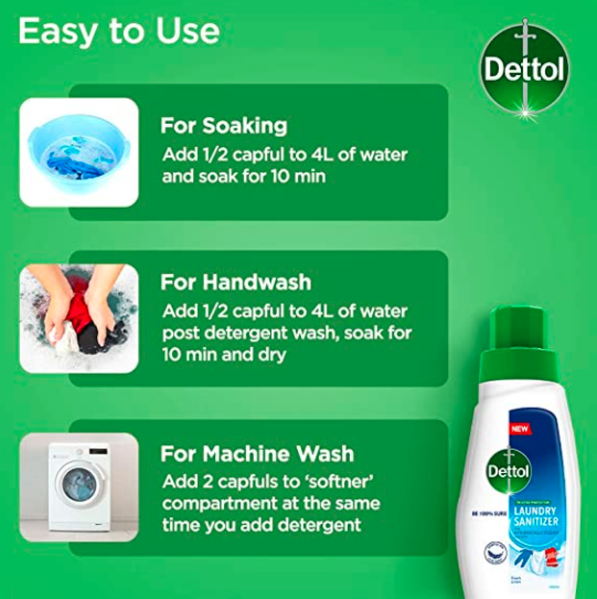 ITC out to simplify laundry routine with Savlon 'clothes spray' that kills germs.