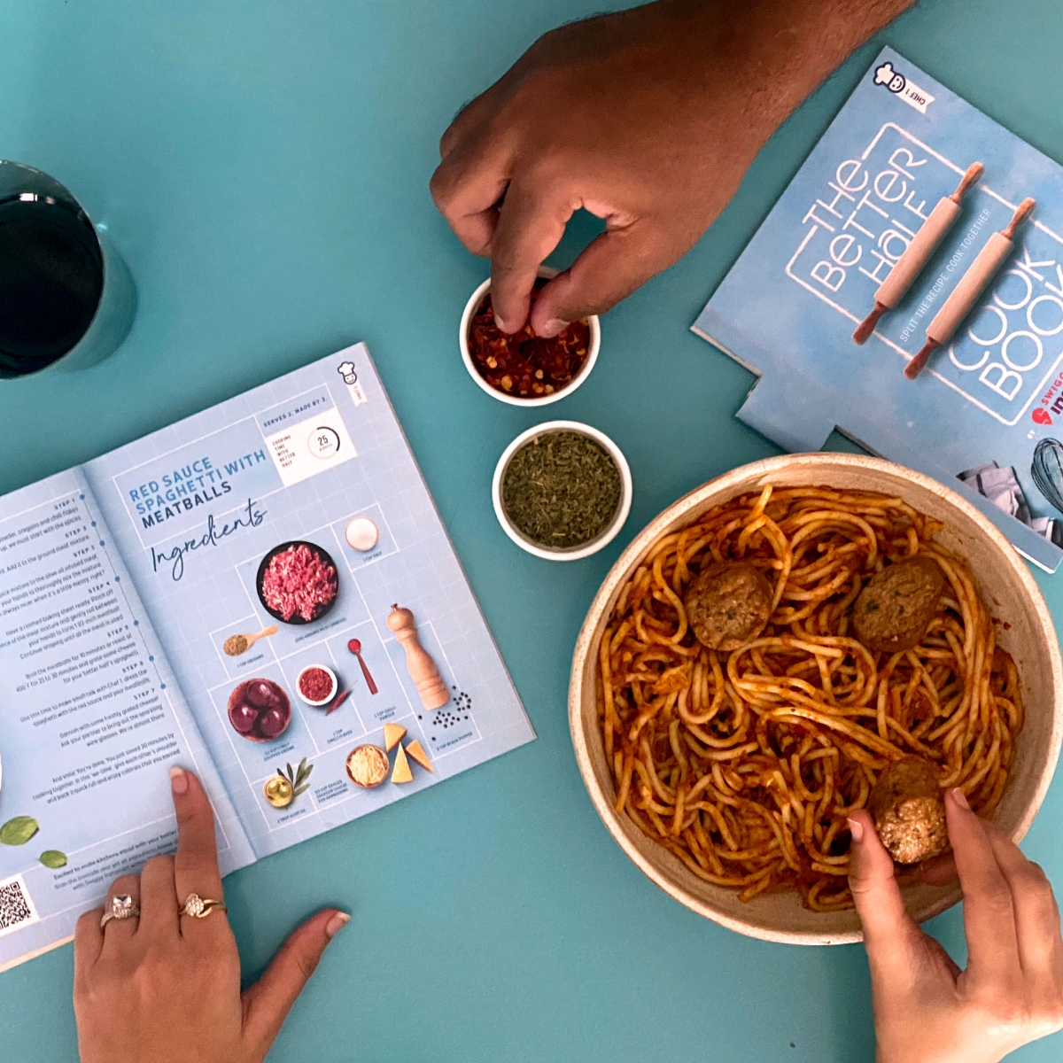 """It's like a different kind of 'share-the-load"": team behind Swiggy Instamart's cookbook campaign"