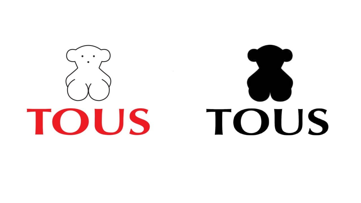 The old (L) and new (R) logo