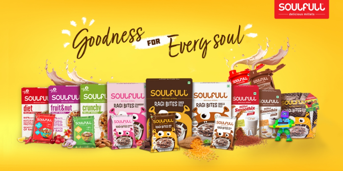 Tata Consumer Products plugs portfolio gap with healthy cereals brand Soulfull