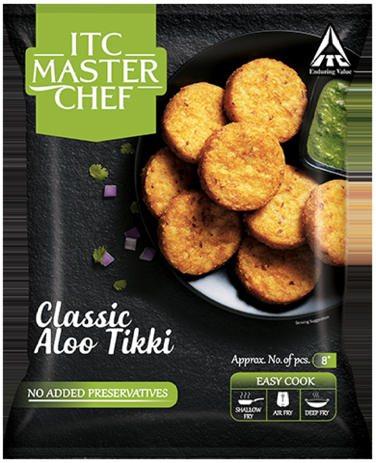 ITC Masterchef ready to cook tikki