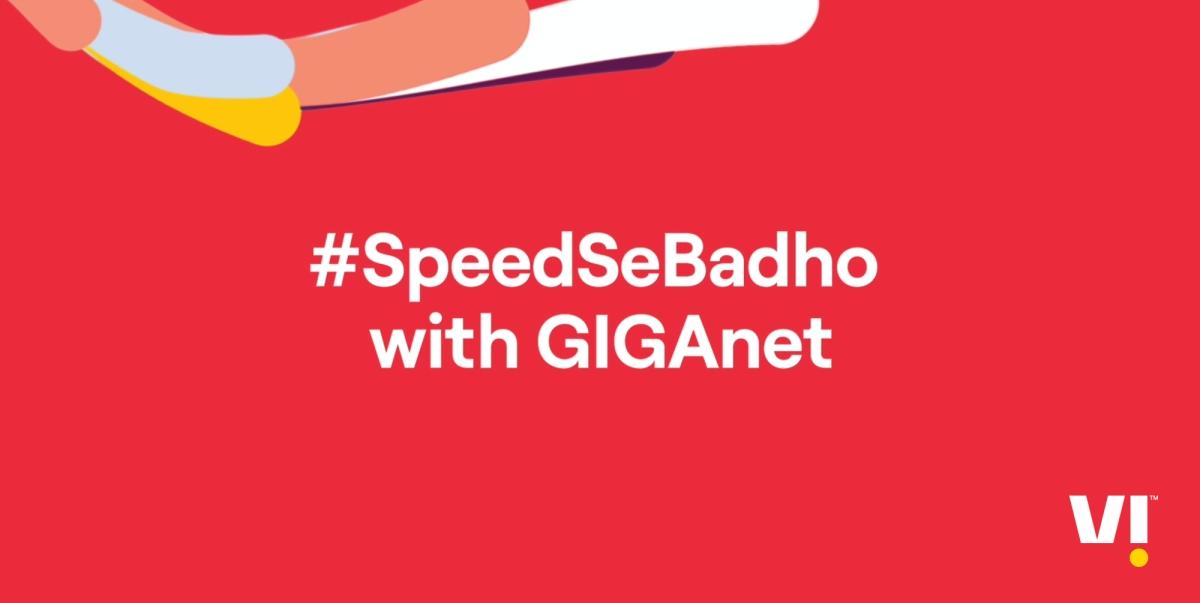Vi focuses on 4G benefits in new spot
