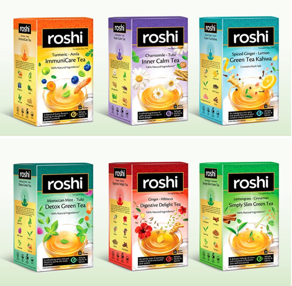 Roshi Teas: Paving a Delightful Path to Wellness
