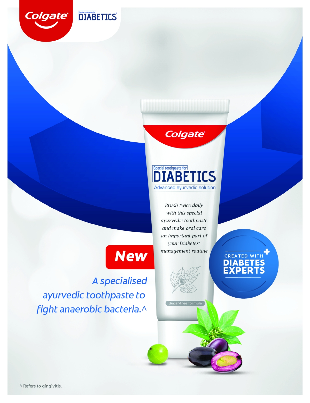 Colgate introduces toothpaste for diabetics with Jamun, Neem and Amla extracts…