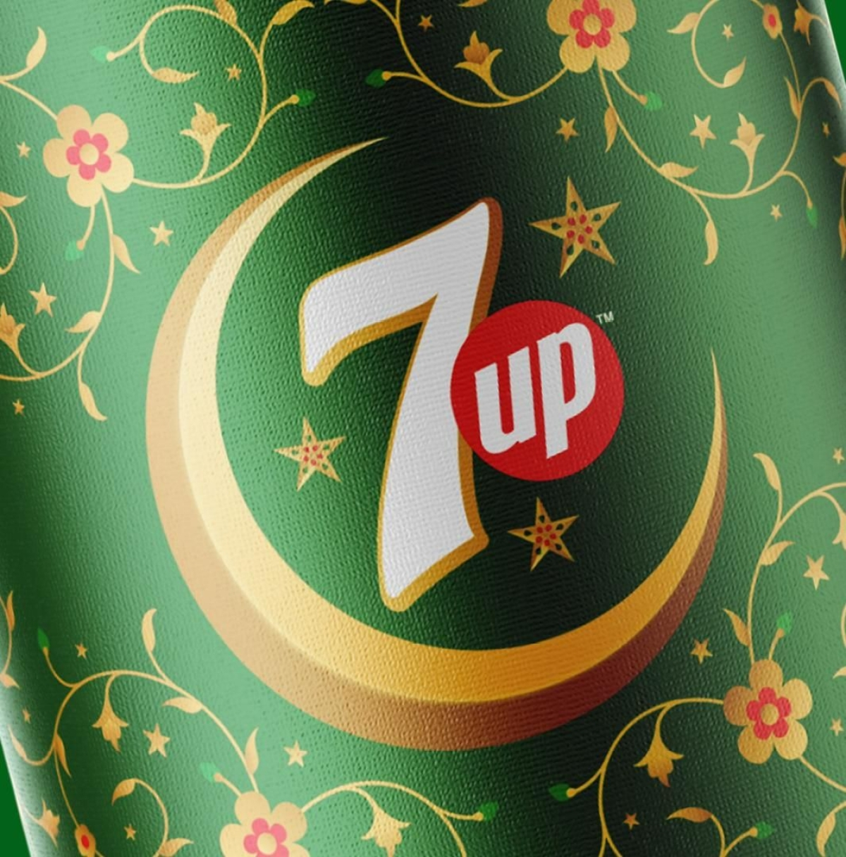 From cans to cutlery, Pepsi unveils 7Up's Ramzan-themed limited edition collection
