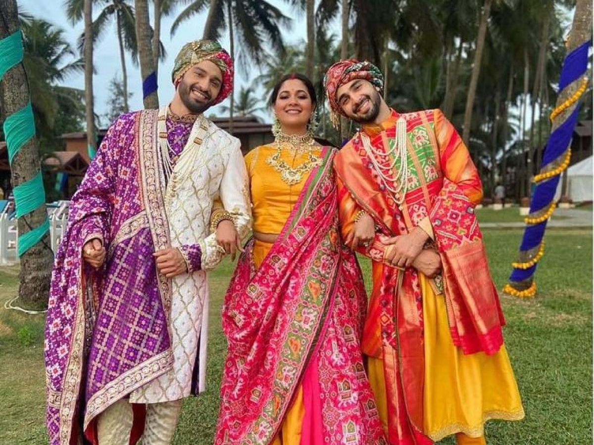 Destination wedding sequence, 'Apki Nazron Ne Samjha' at Goa