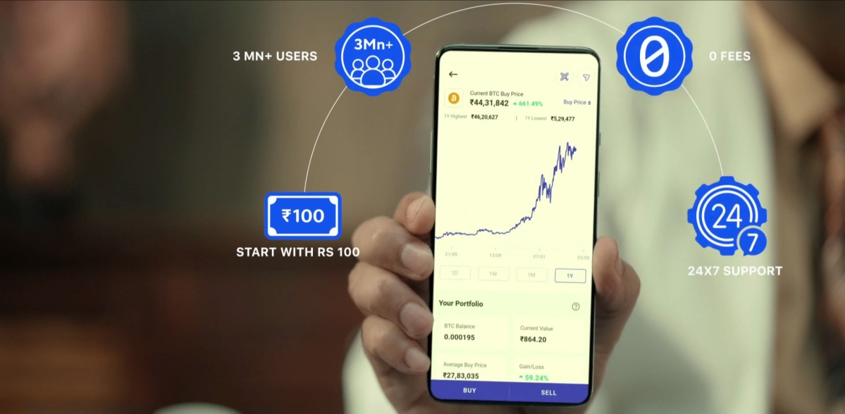 """""""Want to make crypto trading as simple as ordering from Swiggy"""": Ashish Singhal, CoinSwitch Kuber"""