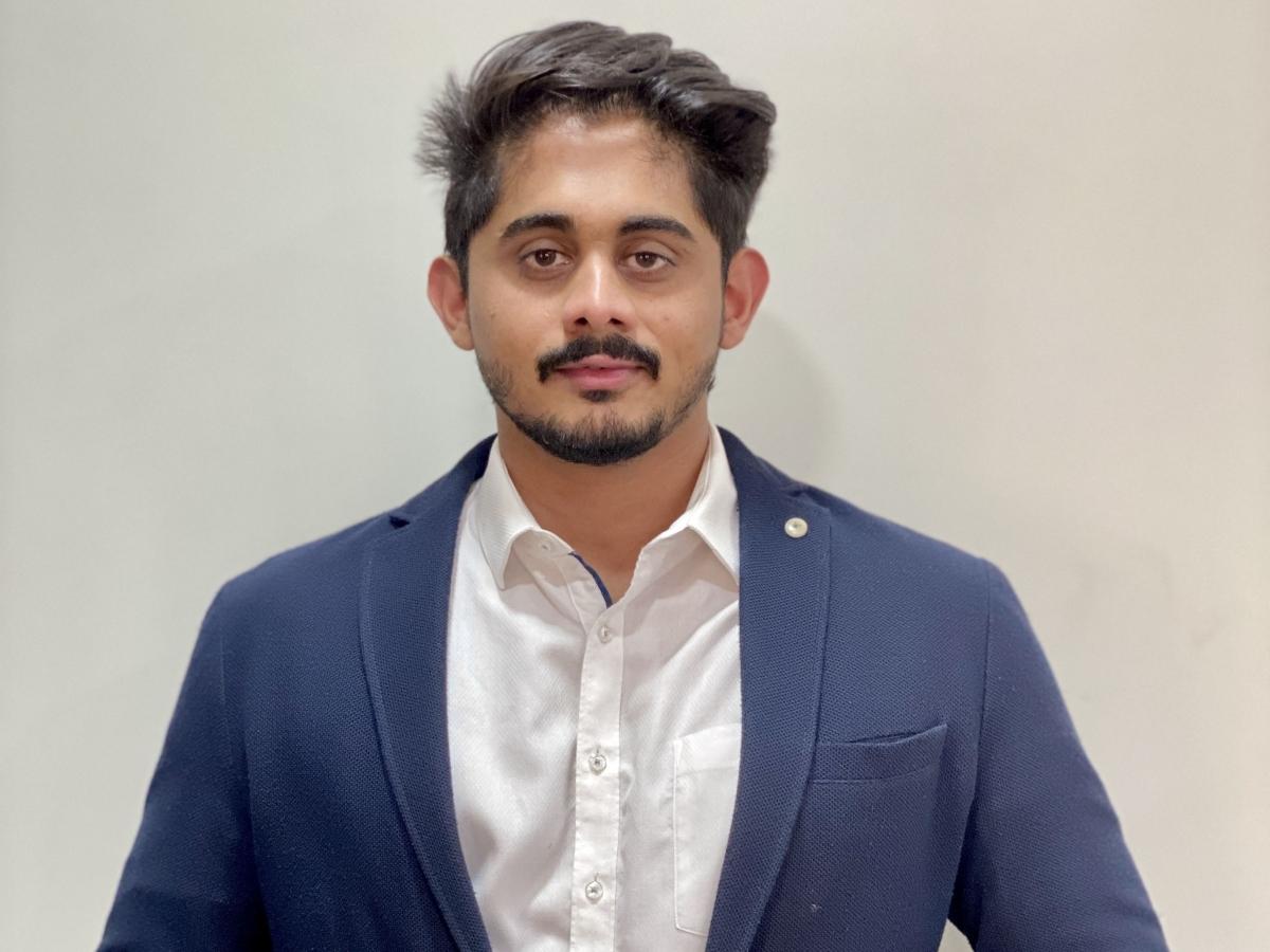 Abhishek Mazumder