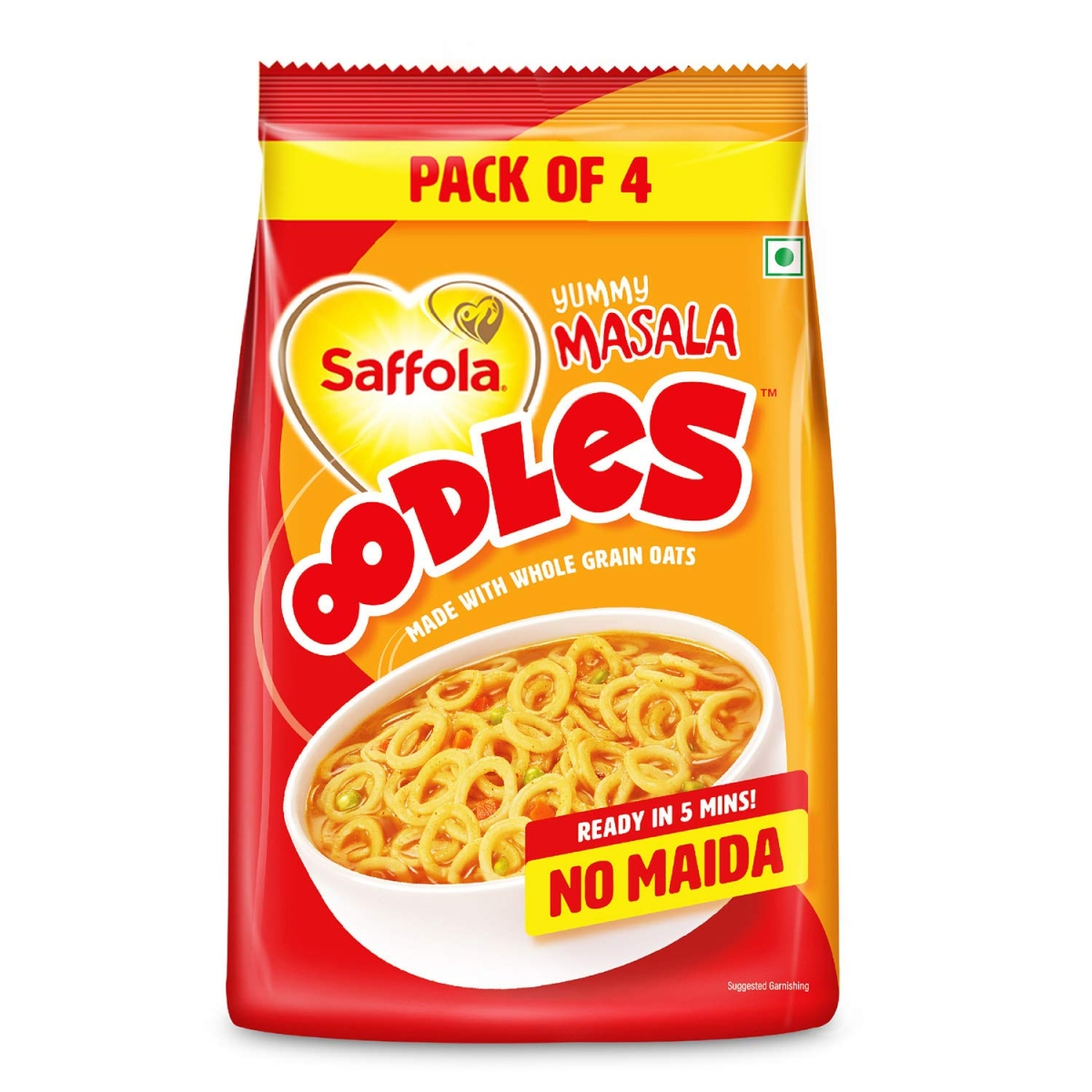 Marico plays health card in first ad for Saffola Oodles; will it convince moms that instant noodles are healthy?