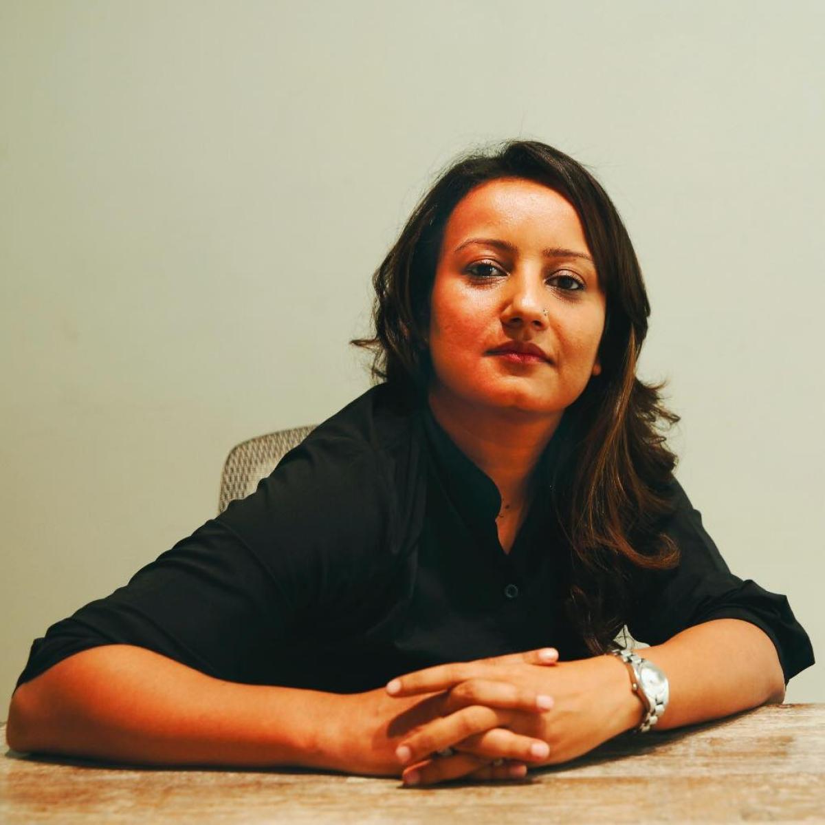 Sanyuktha Chawla Shaikh