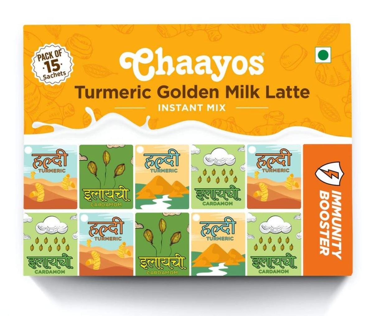 After Chaayos, Tata, and Dabur, Society Tea introduces Haldi Doodh mix