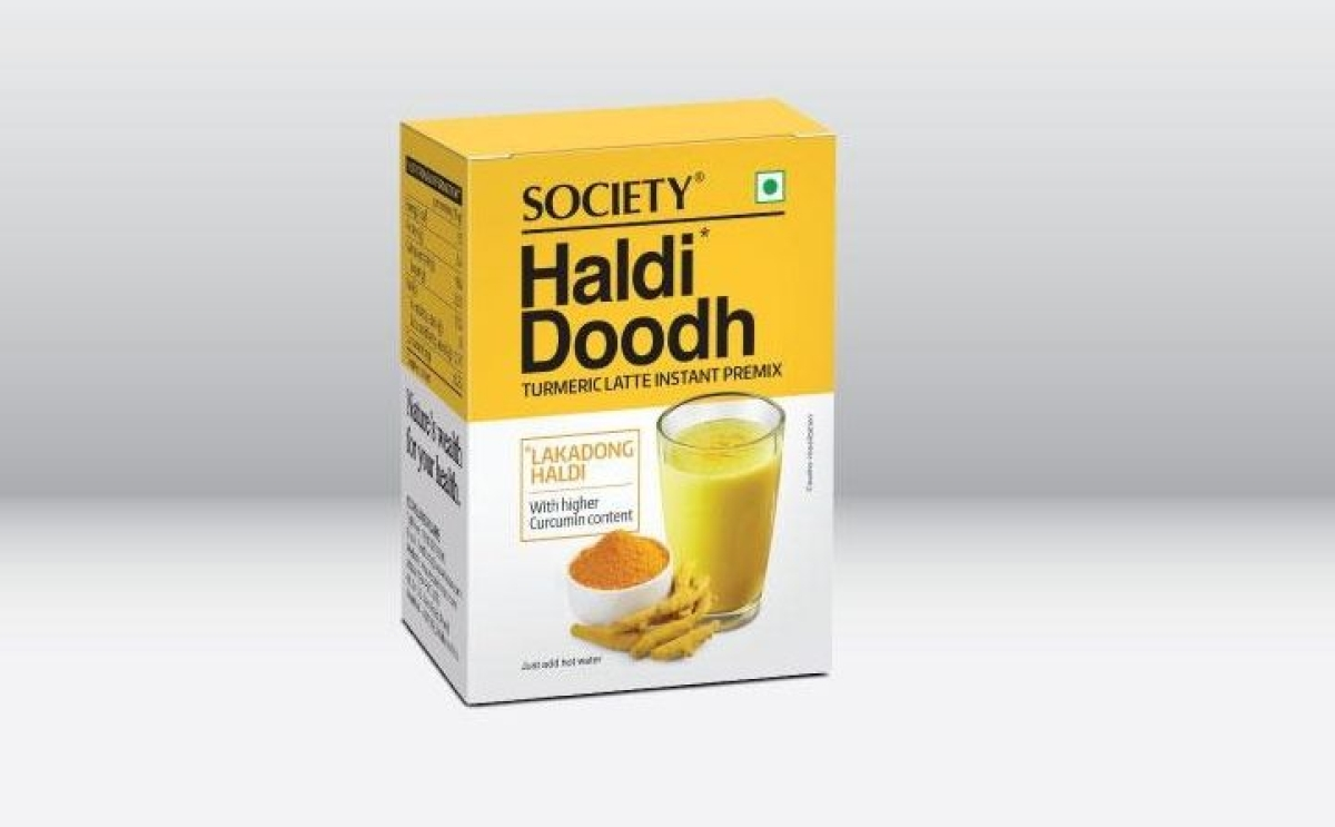 Society Tea Haldi Doodh