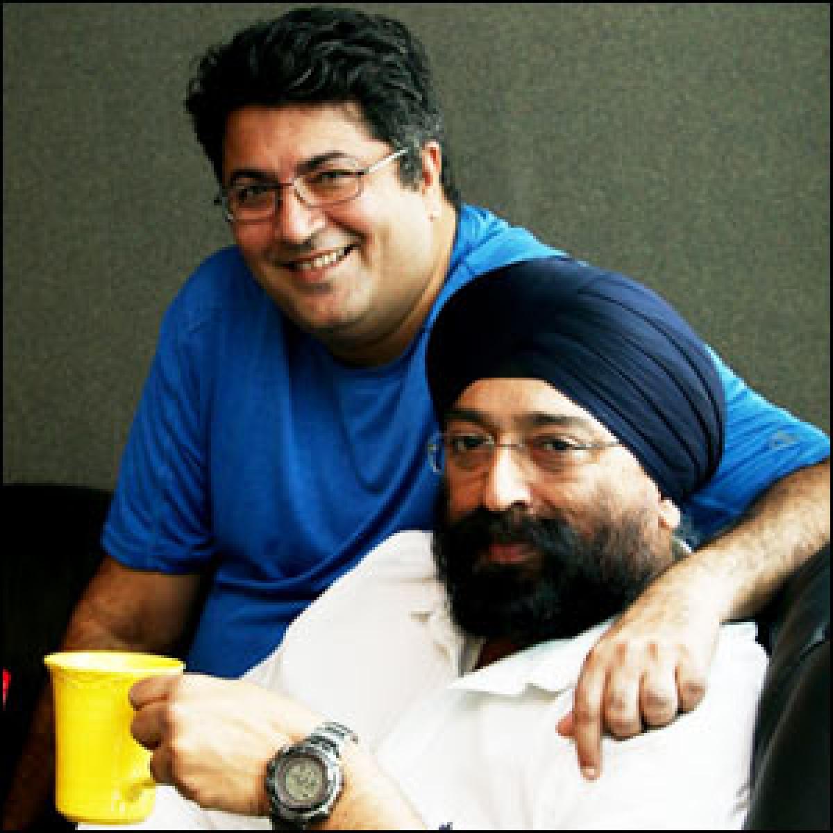 Navin Talreja (top) and Kawal Shoor