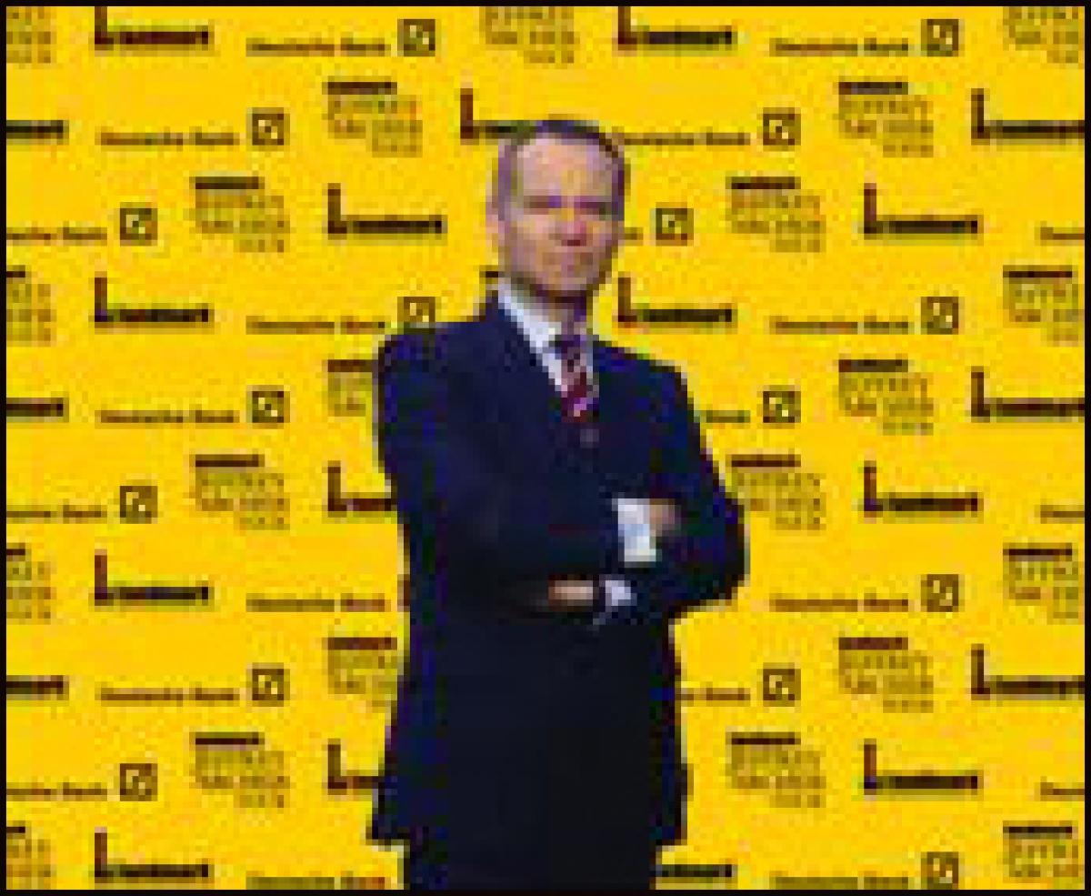 'Landmark Jeffrey Archer Tour' presented by Deutsche Bank