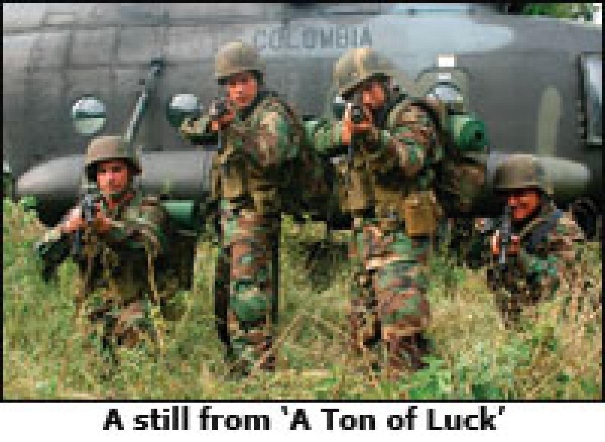 UTV World Movies presents 'A Ton of Luck'
