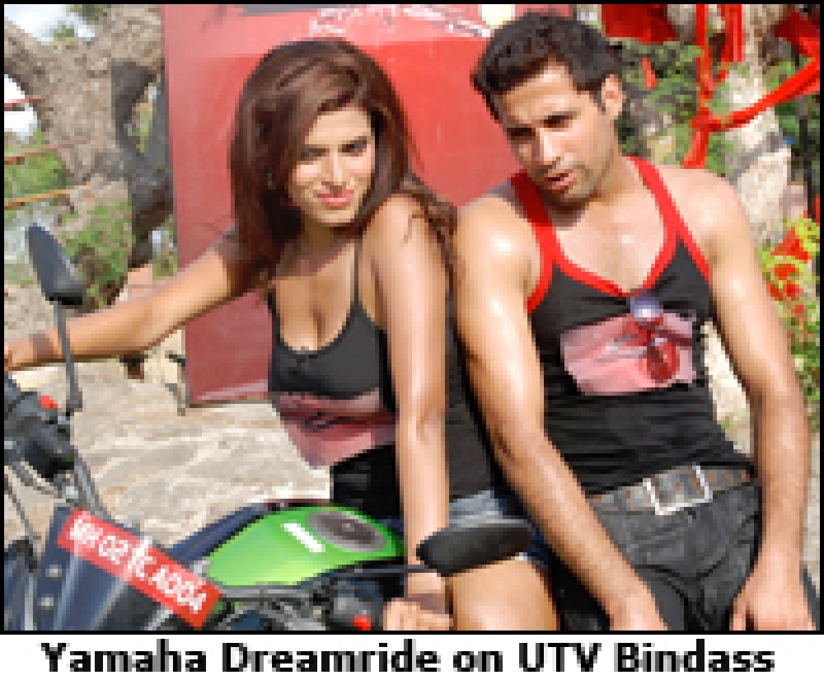 Which biker duo would emerge as the winners of the dream machine, a Yamaha FZ in the grand finale of Yamaha Dreamride