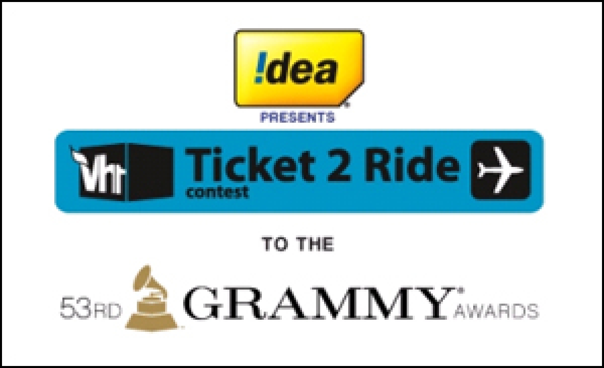 Claim your 'ticket to ride' to the Grammy Awards